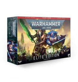 Games Workshop Warhammer 40000 Starterset - Elite Edition (Engl)