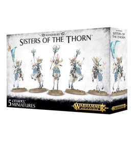 Games Workshop Warhammer Wood elves: Sisters of the Thorn
