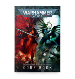Games Workshop Warhammer 40000 Core Book (Engl)