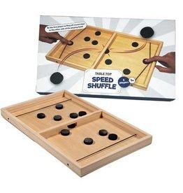 Speed Shuffle  - houten behendigheidsspel