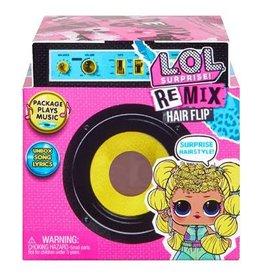 L.O.L.Surprise LOL Surprise Remix Hairflip Tots Assorti
