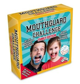 Identity Games Mouthguard Challenge Familie Editie