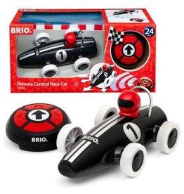 Brio Brio 30408 Zwarte Racewagen - Remote Control Race Car black