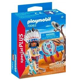 Playmobil Playmobil Special Plus 70062 Inheems Stamhoofd