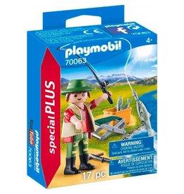 Playmobil Playmobil Special Plus 70063 Visser met Hengel