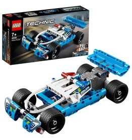 Lego Technic Lego Technic 42091  Politie achtervolging