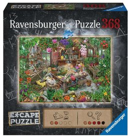 Ravensburger Ravensburger Escape Puzzel 165308 The Green house - 368 stukjes
