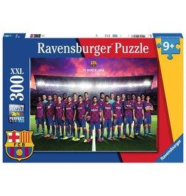 Ravensburger Ravensburger puzzel 128976 FC Barcelona 2019-2020 - 300 stukjes