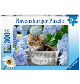 Ravensburger Ravensburger Puzzel 128945 Klein katje 300XXL