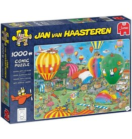 Jumbo Jumbo Puzzel Jan van Haasteren 20024 Hoera Nijntje 65 Jaar 1000 stukjes