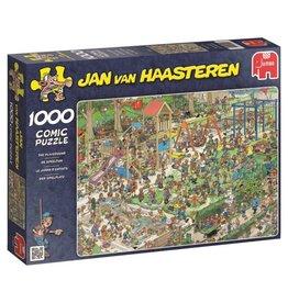Jumbo Jumbo Puzzel Jan van Haasteren 01599 De speeltuin 1000 stukjes