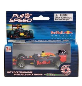 Pull and Speed Red Bull Racing Tag Heuer RB12*D. Ricciardo  Pull Back