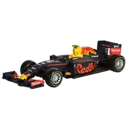 Burago Burgo Red Bull Racing TAG Heuer RB12  1:43