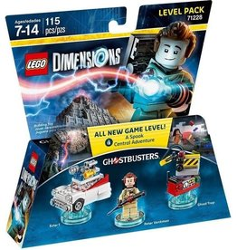 LEGO Lego Dimensions 71228 Het Ghostbusters Levelpack