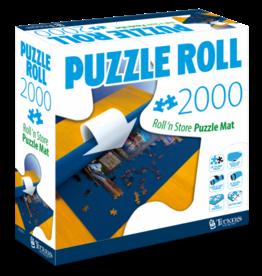 Tucker's Fun Factory Puzzle Roll 2000  stukjes