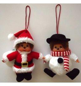 Monchhichi Monchhichi Kersthanger Assorti 10cm