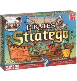 Jumbo Jumbo 18164 Stratego Pirates - kinderspel