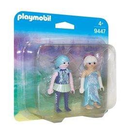 Playmobil Playmobil Duopack 9447 Winterelfen