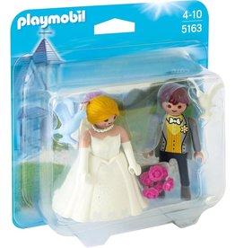 Playmobil Playmobil Duopack 5163 Bruidspaar