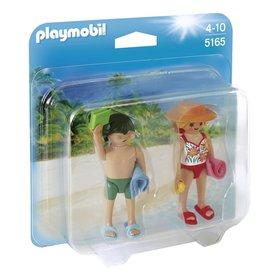 Playmobil Playmobil Duopack 5165 Badgasten