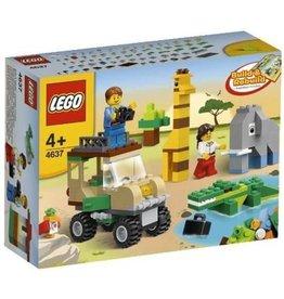 LEGO Lego  4637  Safari bouwset
