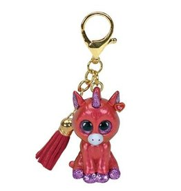 Ty Ty Mini Boo's Clip Sunset Unicorn 9cm