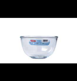 Pyrex Pyrex ronde mengkom glas 1.0lt  17cm