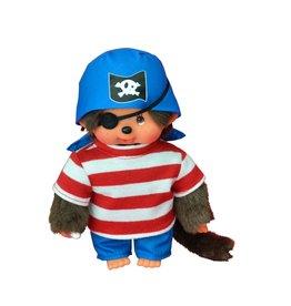 Monchhichi Monchhichi Jongen Piraat 20cm