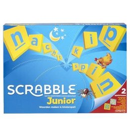 Mattel Games Mattel Games  Scrabble Junior