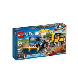 LEGO Lego City 60152 Veeg- en graafmachine