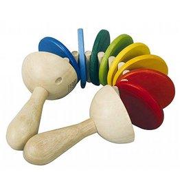 Plan Toys Plan Toys Clatter - Grote Ratel - Klepperaar