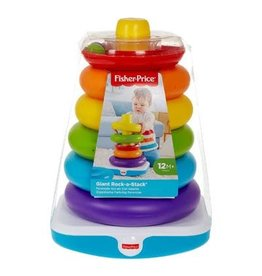 Fisher Price Fisher Price Stapelringen Pyramide XL - Rock a stack XL