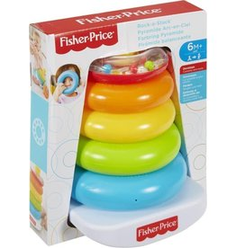 Fisher Price Fisher Price Stapelringen Pyramide - Rock-a-stack