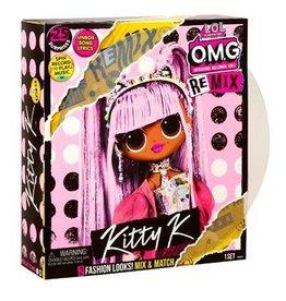 L.O.L.Surprise LOL Surprise Remix Doll Kitty K - Outrageous Millennial Girl