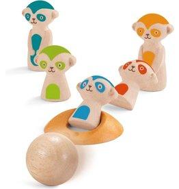 Plan Toys Plan Toys Meerkat Bowling