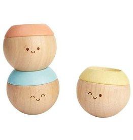 Plan Toys Plan Toys Sensory Tumbling - Houten Tuimelaars