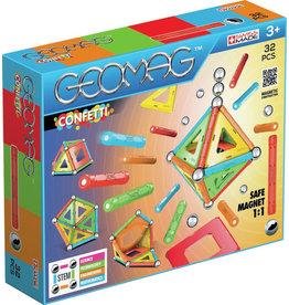 Geomag Geomag Confetti 32-Dlg
