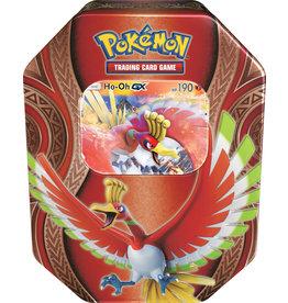 The Pokemon Company Pokemon Mysterious Fall  Tin 2017