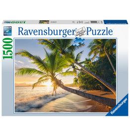 Ravensburger Ravensburger puzzel  150151 Strandgeheim  1500 stukjes
