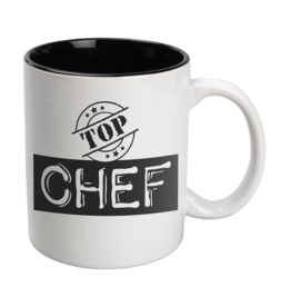 Paper Dreams Black & White Mok - Top Chef , Wit