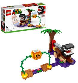 LEGO Lego Super Mario 71381 Uitbreidingsset: Chain Chomp-junglegevecht