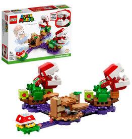 LEGO Lego Super Mario 71382 Uitbreidingsset: Piranha Plant-puzzeluitdaging