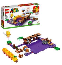 LEGO Lego Super Mario 71383 Uitbreidingsset: Wigglers Giftige Moeras