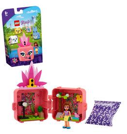 LEGO Lego Friends 41662 Olivia's Flamingokubus -  Olivia's Flamingo Cube