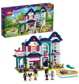 LEGO Lego Friends 41449 Andrea's Familiehuis - Andrea's Family House