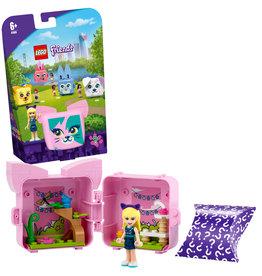 LEGO Lego Friends 41665 Stephanie's kattenkubus - Stephanie's Cat Cube