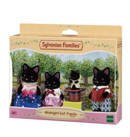 Sylvanian Families Sylvanian Families 5530 Familie Nacht Kat