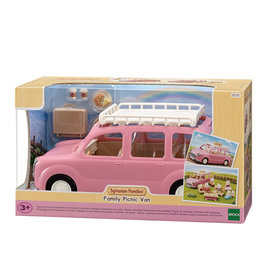 Sylvanian Families Sylvanian Families 5535 Familie Picknick Auto