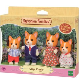 Sylvanian Families Sylvanian Families 5509 Familie Corgi Hond