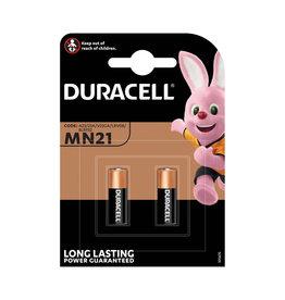 Duracell Duracell  batterij MN21   12V  2-pack
